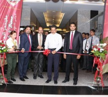 Thumbay Moideen Inaugurates First Drive-thru Outlet of Blends & Brews Coffee Shoppe in Ajman