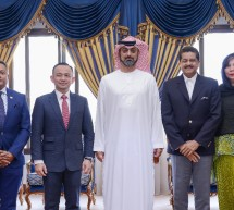 High-level Malaysian Delegation Led by Minister of Education Visits Crown Prince of Ajman and Thumbay Medicity's State-of-the-art Facilities