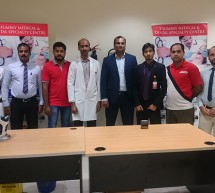 Thumbay Medical & Dental Specialty Center Conducts Free Health Checkup Camp at UAE Exchange Sharjah