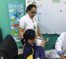 Thumbay Clinic RAK Organizes Pediatric camp at Kinderwood nursery, RAK