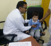 Pediatric Camp at Chubby Cheeks Nursery by Thumbay Clinic RAK
