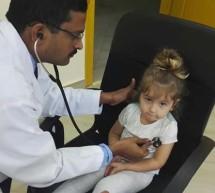 Thumbay Clinic Conducts Pediatric Health Checkup Camp at Chubby Cheeks Nursery RAK