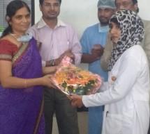 Thumbay Hospital Hyderabad Organizes 'Organ Donation Awareness  Campaign'