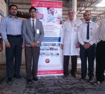 Thumbay Medical & Dental Specialty Centre Conducts Free Dental Checkup Camp at Union Taxi Office in Sharjah