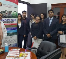 Thumbay Hospital Ajman Conducts Free Health Camp at RAK Insurance