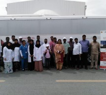 Thumbay Hospital Fujairah Organized Blood Donation Camp in association with St. Gregorios Indian Orthodox Church Fujairah and Ministry of Health – Fujairah Blood Bank