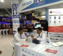 Free health checkup camp at LULU Hypermarket by Thumbay Clinic, RAK