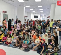 Thumbay Hospital Day Care, University City Road Muwailah-Sharjah organizes Back To School Campaign