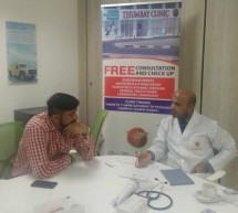 Thumbay Clinic RAK Conducts Free health Checkup Camp for IAG Employees