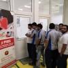 Thumbay Hospital Day Care, Muweilah-Sharjah Conducts Free Health Camp at Bin Ghalib Engineering Sharjah