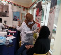 Thumbay Hospital Day Care,University City Road Muweilah Sharjah organized Health Check Up Camp at Higher College of Technology for women