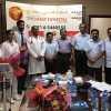 Thumbay Hospital Day Care Conducts Free Medical Camp at HQ of Black Tulip Flowers