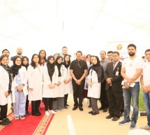 Community Engagement Activities by Interns & Medical Students