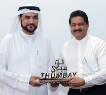 H.E Dr. Rashid Alleem, Chairman of SEWA, delivers Inspiring Speech on Leadership and Sustainability to Thumbay Group's Top Executives