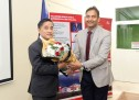 COO of Thumbay Hospital Dubai visits Philippine Embassy