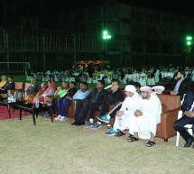 Gulf Medical University Annual Sports Festival 2017 Concludes; Over 40 Trophies Awarded to Winners