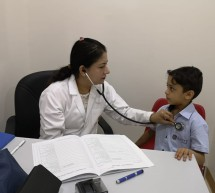 Thumbay Hospital Day Care, University City Road Muweilah-Sharjah Conducts Pediatric Health Check up for the Grade 1 Students of Amity Pvt School Sharjah