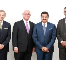 Gulf Medical University Board of Trustees Appoints Vice Chancellors for Academics and Research in View of Recent Growth, Widening International Collaborations and Research-Intensive Strategic Directions