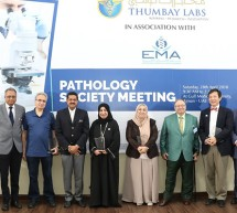 Leading UAE Pathologists Honored at 'Pathology Society Meeting' Jointly Organized by Thumbay Labs and EMA