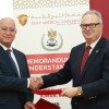 Gulf Medical University Signs MoU with Military Medical Academy Egypt for Collaborative Efforts in Academia and Research