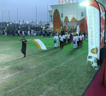 Gulf Medical University Annual Sports Fest 2017 off to a Colorful Start