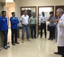 Thumbay Hospital Organizes Health Talk at Audex Fujairah