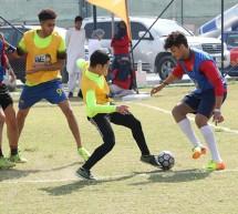Thumbay Grounds Hosts 'Neymar Jr's Five' Qualifier Matches
