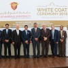 Gulf Medical University Welcomes New Batch of Students at White Coat Ceremony