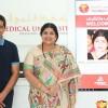 Karnataka Minister Mrs. Jayamala Ramachandran Visits Thumbay Medicity