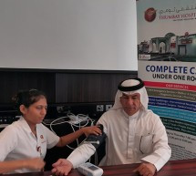 Thumbay Hospital Ajman Conducts Free Health Checkup Camp