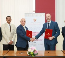 Gulf Medical University Collaborates with University of Milan to Offer Executive Master's Program in Healthcare Management and Economics