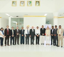 Gulf Medical University Promoted 11 Faculty Members to Senior Positions for the Academic Year of 2018-2019
