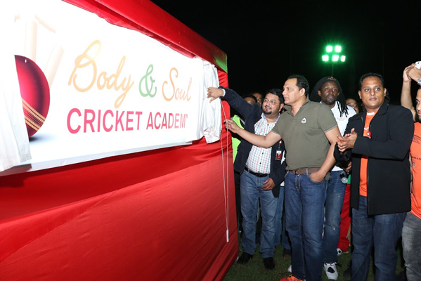 Body & Soul enhances cricket in UAE