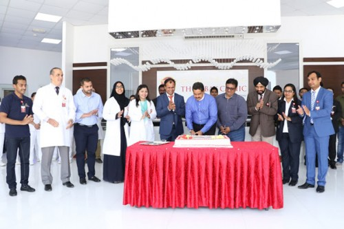 Thumbay Clinic Umm Al Quwain Celebrates First Anniversary