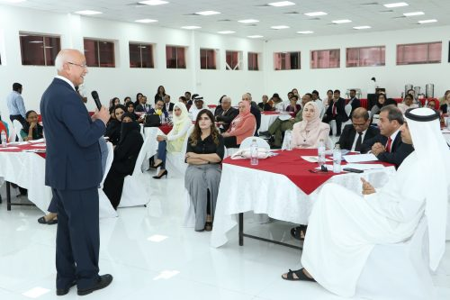 Gulf Medical University Stakeholders Forum Held