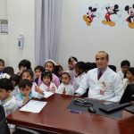Kids from Butterflies Nursery visited Thumbay Clinic UAQ