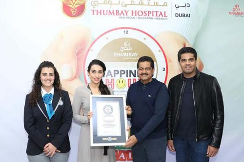 Thumbay Hospital's Annual Healthy Baby Contest Draws 5000+ visitors