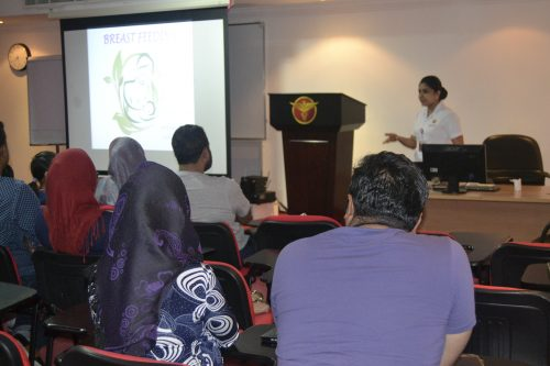 Thumbay Hospital, Ajman Observes World Breastfeeding Week