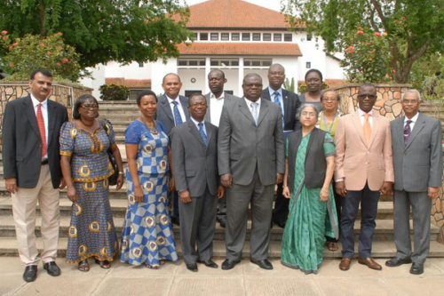 Gulf Medical University Ties into Transnational Collaboration with University of Ghana