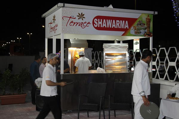 Terrace Restaurant opens new facility in Fujairah