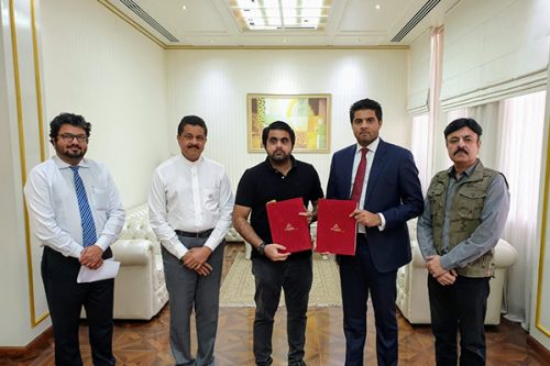 Thumbay Hospital Dubai Signs Expansion Project with Thumbay Builders
