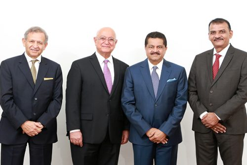 Vice Chancellors