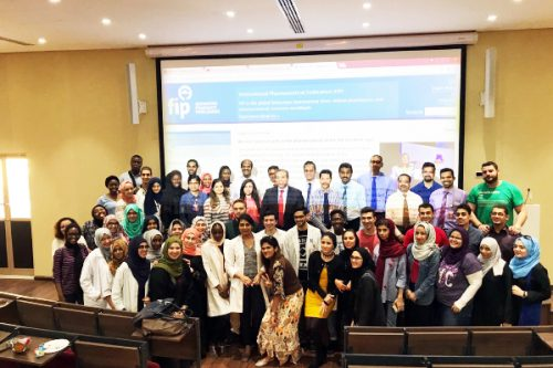 College of Pharmacy Celebrates World Pharmacists Day 2017