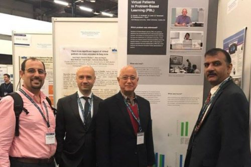 Gulf Medical University Participated in AMEE 2017 Conference in Helsinki