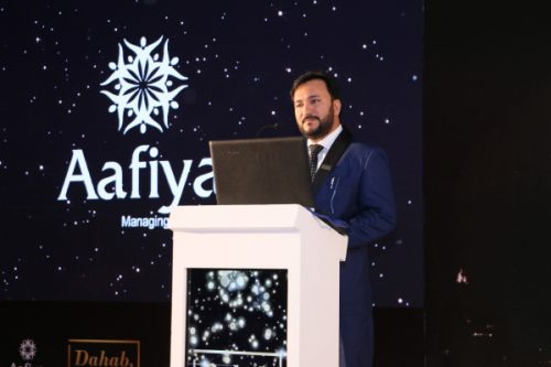 "An innovative product that goes beyond the traditional concept of health insurance cards Aafiya Insurance Services launches ""Dahab"" the first of its kind"