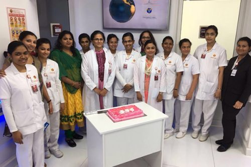 Thumbay Hospital Day Care Celebrates International Women's Day