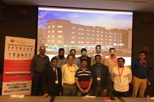 Thumbay Hospital Day Care Conducts Corporate Health Camp at IFFCO Sharjah