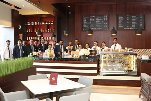 Blends & Brews Coffee Shoppe Opens Premium Outlet at My City Center