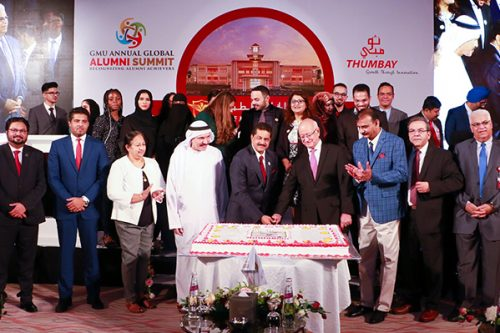 Gulf Medical University Alumni from Various Countries Celebrate Their Accomplishments at the 'GMU Annual Global Alumni Summit'