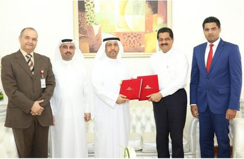 Thumbay Hospital Signs MOU with Sharjah Charity International